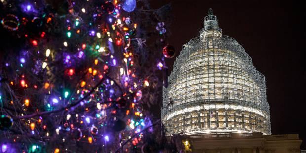 """L'administration américaine sous la menace d'un nouveau """"shutdown"""" - La Libre"""