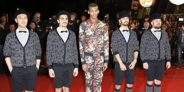 """Stromae : """"Tous les mêmes"""" a capella aux NRJ Music Awards - La Libre"""