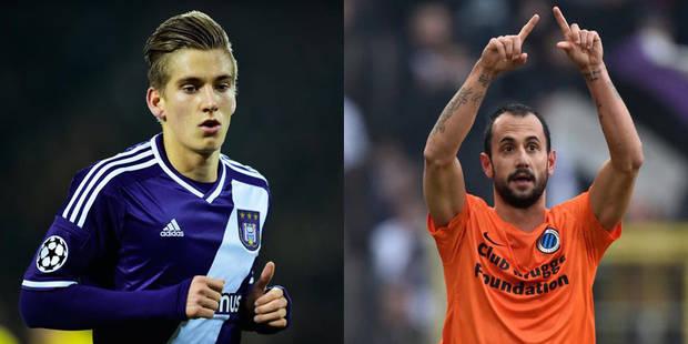 Europa League: le Club Bruges face à Aalborg, Anderlecht contre le Dynamo Moscou - La Libre