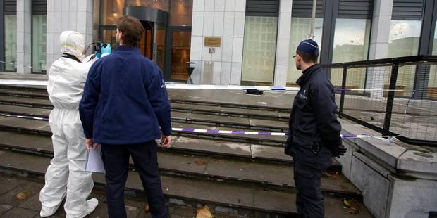 Double alerte à la bombe au Palais de justice de Bruxelles: le suspect interpellé relaxé - La Libre
