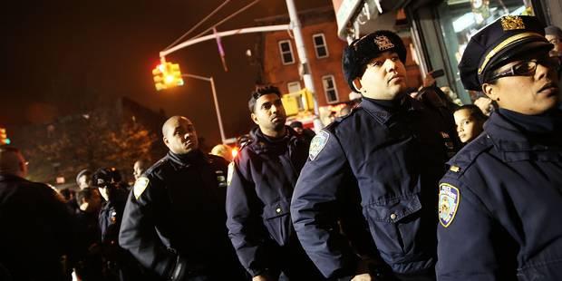 Vengeance contre des policiers non noirs aux Etats-Unis - La Libre