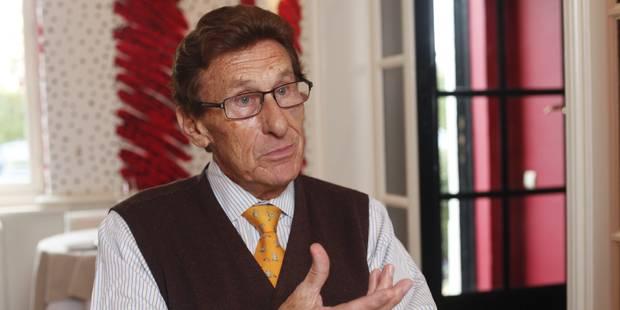 Jacques Vandenhaute est décédé: Charles Michel lui a rendu hommage - La Libre