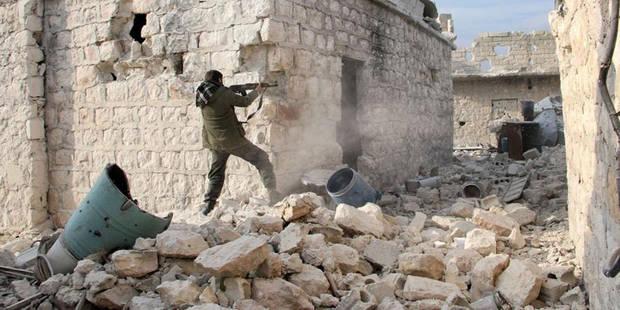 Six morts dont deux enfants dans un attentat à la voiture piégée à Alep - La Libre