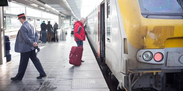 Trafic ferroviaire rétabli entre Namur et Gembloux - La Libre