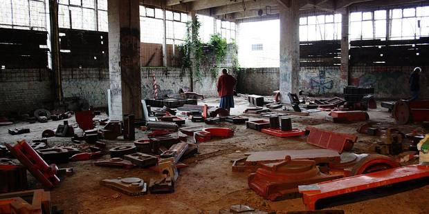 Court-Saint-Etienne: liquidation totale avant démolition - La Libre