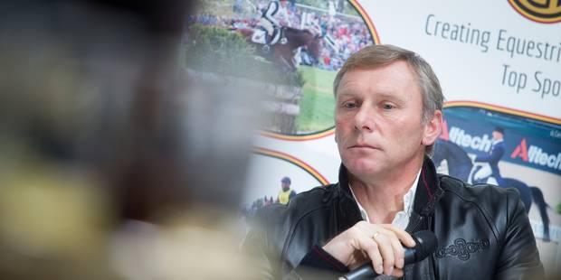 Dirk Demeersman nouveau chef d'équipe - La Libre