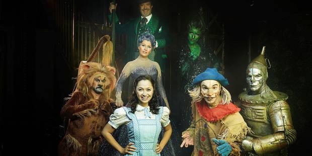 """""""Le Magicien d'Oz"""" version West End - La Libre"""
