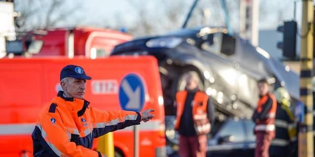 Accident mortel à Denderleeuw: le chauffeur du camion présenté samedi au juge d'instruction - La Libre