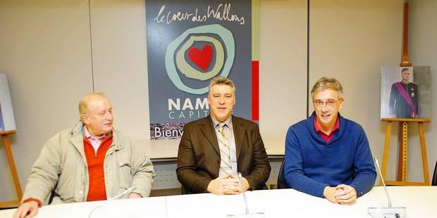La zone NAGE officialisée à Namur - La Libre