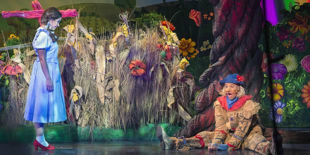 Le magicien d'Oz ravit les enfants - La Libre