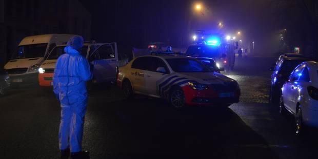 Fusillade au centre de Tournai: un cadavre retrouvé dans le coffre - La Libre