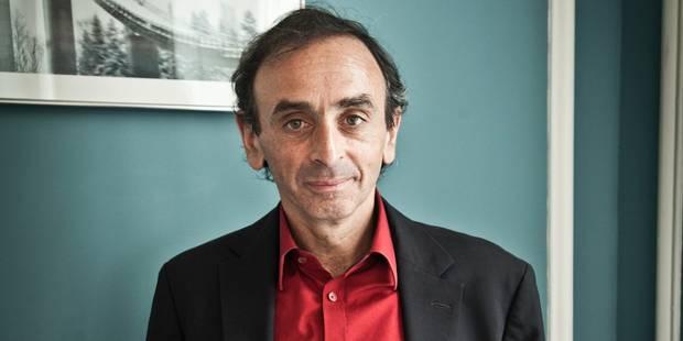 """Un apéro pour """"contrer"""" Eric Zemmour - La Libre"""