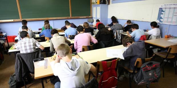 Les écoles flamandes sont fort prisées à Bruxelles - La Libre