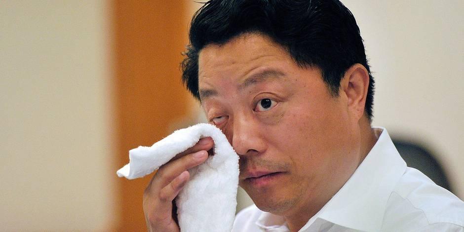 Chine : les têtes tombent à Nankin - La Libre
