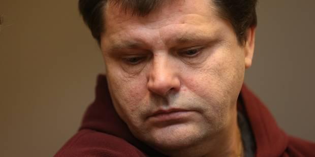 Frank Van den Bleeken ne sera finalement pas euthanasié - La Libre