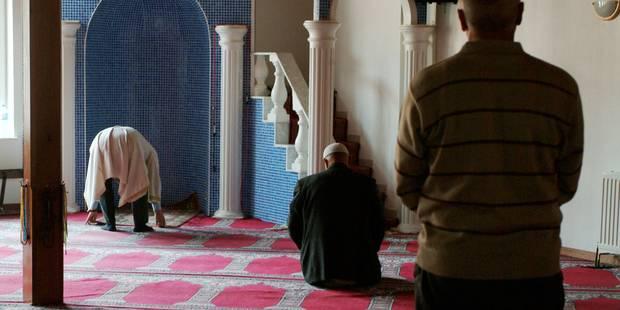 Protection renforcée près des lieux de cultes israélites et des mosquées de Liège - La Libre