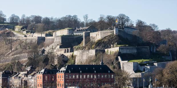 Vent: les parcs namurois et bruxellois ainsi que la Citadelle de Namur fermés - La Libre