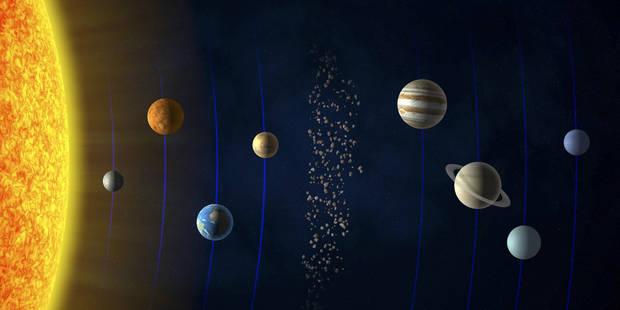 Deux nouvelles planètes aux confins du système solaire? - La Libre