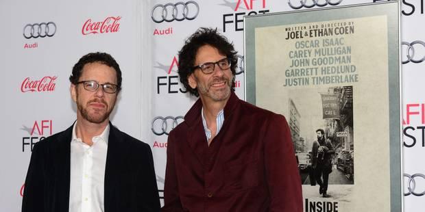 Les frères Coen présideront le jury du 68e festival de Cannes - La Libre
