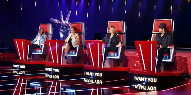 """""""The Voice"""", clap 4e saison - La Libre"""