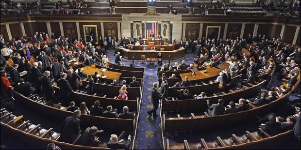 La Chambre américaine vote une loi anti-avortement - La Libre
