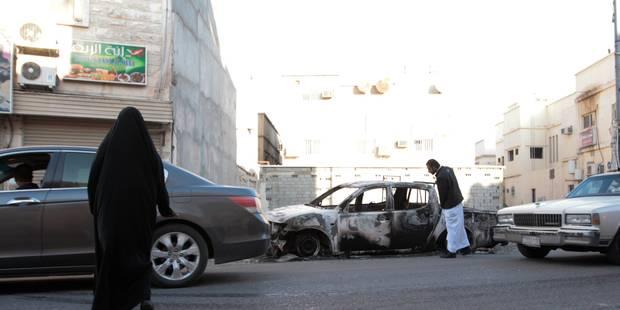 Arabie saoudite: des hommages et des sabres - La Libre