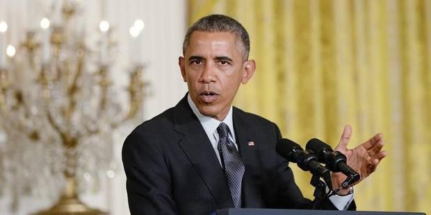 """Obama sur la Grèce: """"On ne peut pas continuer à pressurer des pays qui sont en pleine dépression"""" - La Libre"""