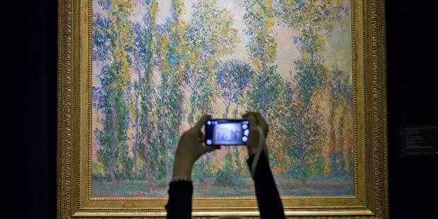 Emoi: le MoMA a vendu un de ses Monet! - La Libre