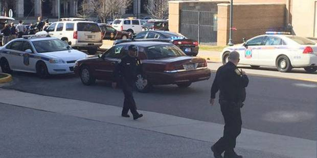Coups de feu sur un campus américain : deux morts - La Libre