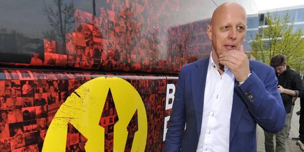 Union belge: le CEO Steven Martens démissionne - La Libre
