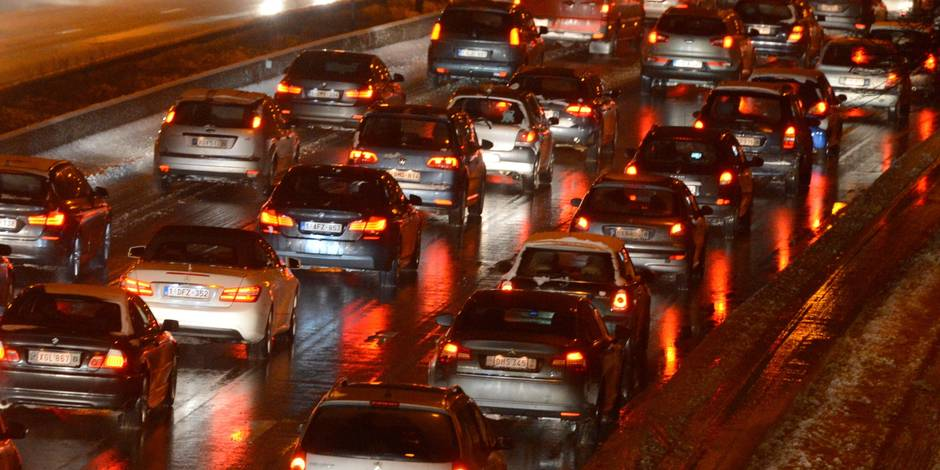 Image Result For Embouteillage Bruxelles Temps Reel