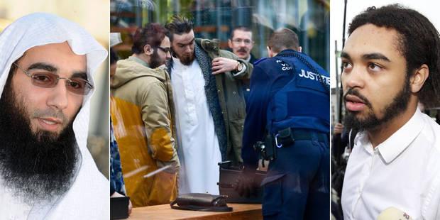 Sharia4Belgium qualifié de groupe terroriste, 12 ans de prison pour Fouad Belkacem - La Libre