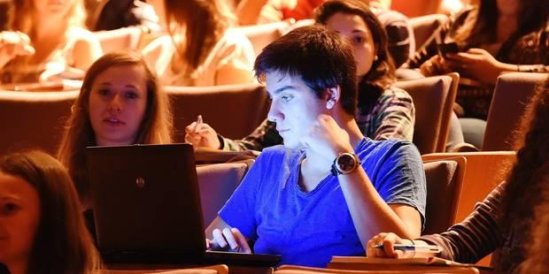 Université: La réussite à 10/20 n'aurait pas modifié le niveau d'exigence - La Libre