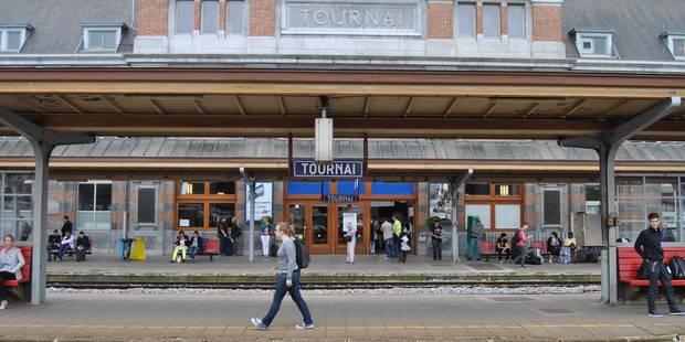 Toujours aucun train belge entre Tournai et Lille - La Libre