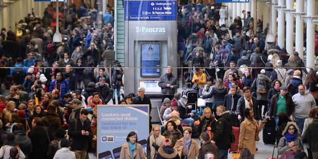Chelsea/Racisme: enquête sur un autre incident à la gare de St Pancras - La Libre