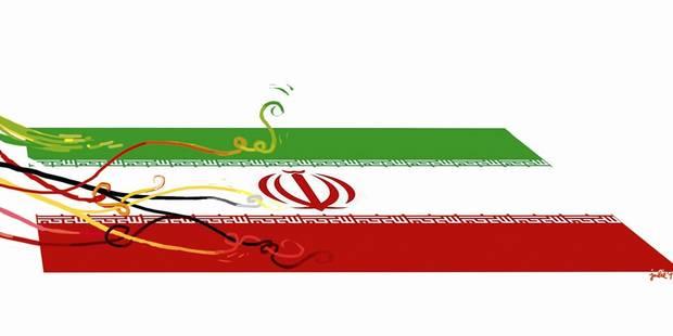 La République islamique a 36 ans - La Libre