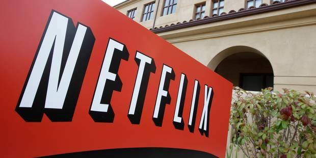Netflix: un succès belge limité - La Libre
