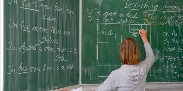 La Flandre doit-elle tester l'anglais de ses professeurs?? - La Libre