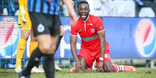 Le RMP subit sa dixième défaite de rang face au FC Bruges (3-0) ! - La Libre