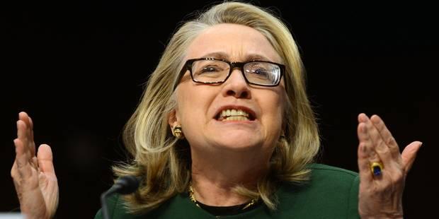 Hillary Clinton appelée à s'expliquer sur ses emails - La Libre