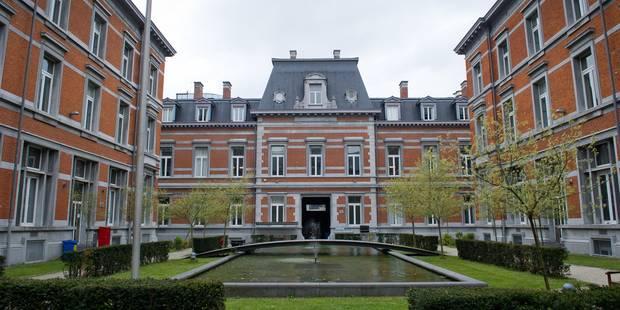 Bruxelles: fausse alerte à la bombe à l'Ecole royale militaire - La Libre