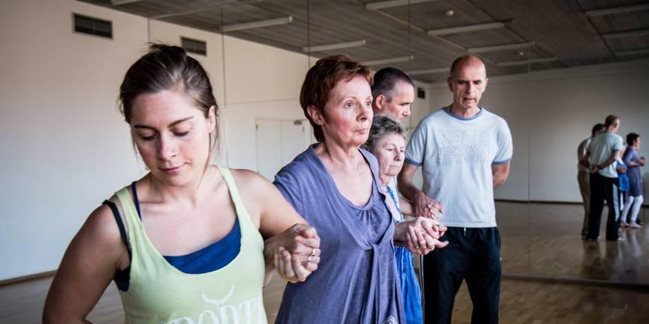 Danse avec Parkinson - La Libre