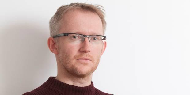 L'auteur David Van Reybrouck victime d'un violent car jacking à Anderlecht - La Libre
