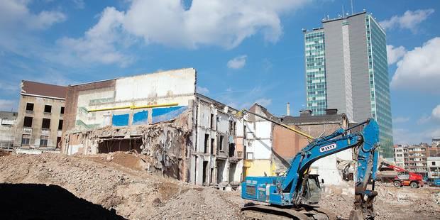 Charleroi : spéculation autour du permis de Rive gauche - La Libre