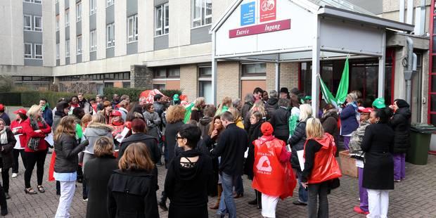 La CGSP annonce une grève générale le 22 avril - La Libre