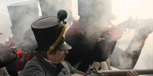 Commémoration de la bataille de Waterloo : la Belgique fait un pied de nez à la France - La Libre