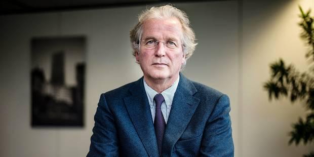 Didier Gosuin crispe le CDH - La Libre