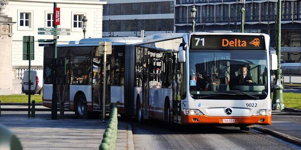 Stib : Le tram 71 fait machine arrière - La Libre