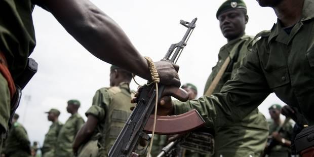 RDC: des militants arrêtés à Goma, deux Belges pris à partie - La Libre