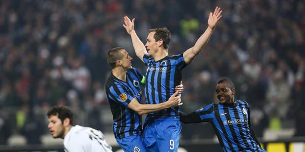 Le Club de Bruges s'impose à Besiktas et gagne sa place en quart de finale de l'Europa League (1-3) - La Libre